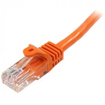 Startech 10m CAT5E Patch Cable (Orange)