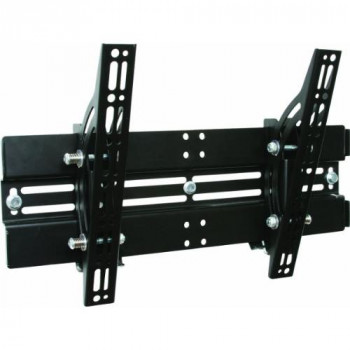 B-Tech BT8431 Flat Screen Wall Mount with Tilt Up to 50 inch TV - Black