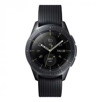 Samsung Galaxy Watch LTE 42mm - Midnight Black (UK Version) SM-R815FZKABTU