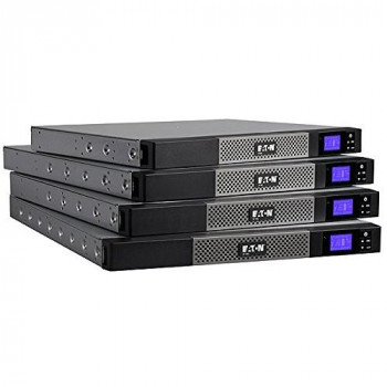 Eaton 5P 1150iR - UPS (rack-mountable) - AC 160-290 V - 770 Watt - 1150 VA - RS-232, USB - output connectors 6 - 1U