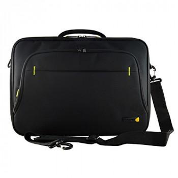 """Tech air Z0107 17"""" Notebook briefcase Black - notebook cases (43.2 cm (17""""), Notebook briefcase, Black, Polyester, 1.03 kg, 420 x 293 x 51 mm)"""