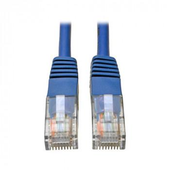 Tripp Lite (2.1m) Cat5e 350MHz Molded Patch Cable RJ45 M/M (Blue)