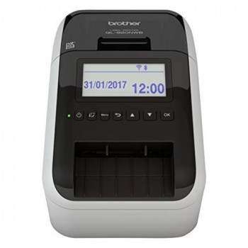 Brother QL820NWB Professional Network Enabled Label Printer