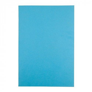 Cambridge Counsels Notebooks Perforated Ruled 96 Pages A4 Blue Ref K76303 [Pack of 10]