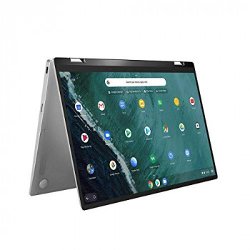 "ASUS Chromebook Flip C434TA-AI0041 14"" FHD Touchscreen Convertible Laptop Intel Core i5-8200Y, 8GB RAM, 128GB SSD, Chrome OS"