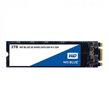 WD Blue 2TB 3D NAND SSD M.2