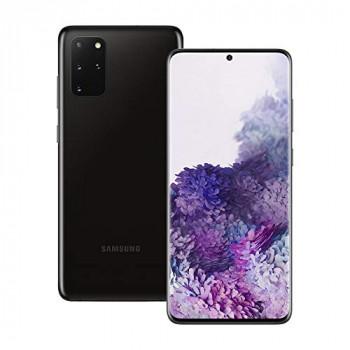 Samsung Galaxy S20+ 5G Android Smartphone - SIM Free Mobile Phone - Cosmic Black (UK Version), 128 GB