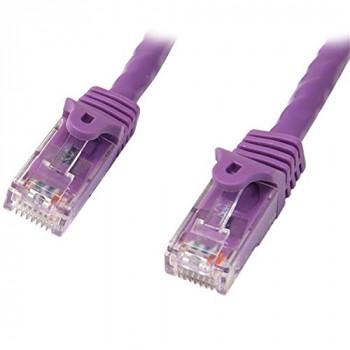 Startech 7m CAT5E Patch Cable (Purple)