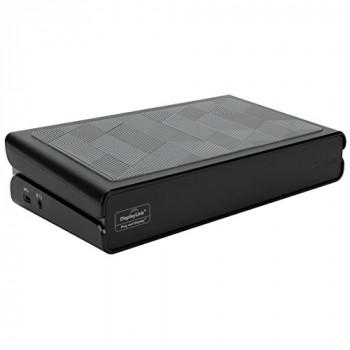 Targus Universal Docking Station With Laptop Power, USB-A 3.0, SV 2K, DV 1K Video, Black (DOCK171EUZ)