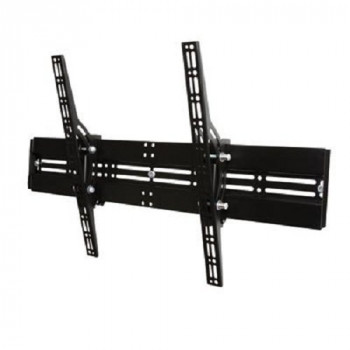 B-Tech BT8432 Flat Screen Wall Mount with Tilt Up to 61 inch TV - Black