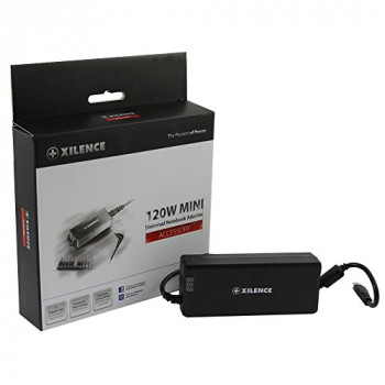 Xilence XM012 SPS-XP-LP120.XM012 120W Mini Universal Laptop Charger