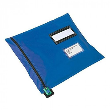 Versapak Small Flat Mail Pouch - Blue