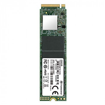 Transcend 256GB NVMe Pcle Gen3 x4 MTE110S M.2 Solid State Drive