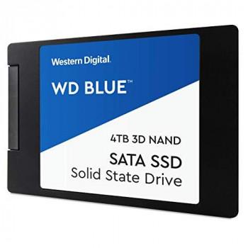 WD Blue 3D NAND Internal SSD 2.5 Inch SATA - 4 TB