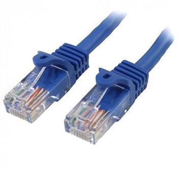 Startech 10m CAT5E Patch Cable (Blue)