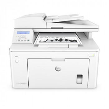 HP LaserJet Pro MFP M227sdn - Multifunction printer - B/W - laser - Legal (216 x 356 mm) (original) - A4/Legal (media) - up to 28 ppm (copying) - up to 47 ppm (printing) - 250 sheets - USB 2.0, LAN