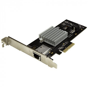 STARTECH ST10000SPEXI 1-PORT 10GBE NETWORK CARD INTEL X550-AT CHIP-PCI EXPRESS IN - (Enterprise Computing > Network Cards & Adapters)