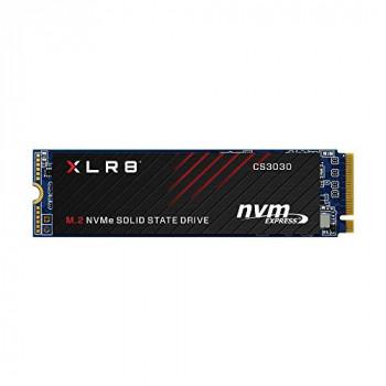 PNY XLR8 CS3030 M.2 NVMe Internal 2TB SSD, up to 3,500 MBs (Read), 3,100 MBs (Write) speeds (M280CS3030-2TB-RB)