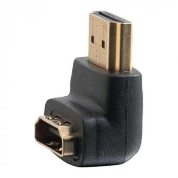 C2G HDMI Male to HDMI Female 90 degree Down Adapter