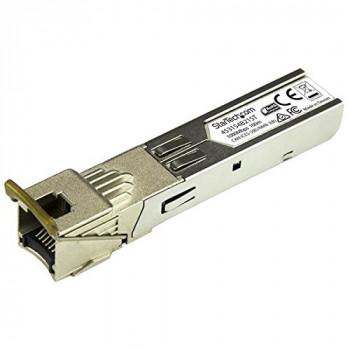 STARTECH 453154B21ST GB RJ45 COPPER SFP TRANSCEIVER MODULE-HP 453154-B21 COMPATIBLE IN - ( > MEDIA CONVERTERS)