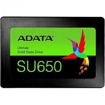 ADATA Ultimate SU650 960GB Solid State Drive, black