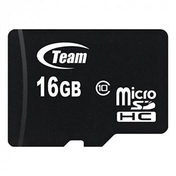 Team Group 16 GB C10 Micro-SD Flash Memory Card