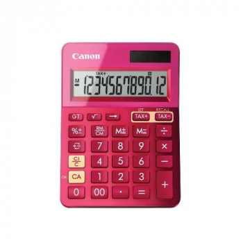 Canon 9490B003AA  LS-123K Calculator - Pink
