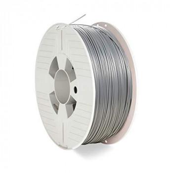 Verbatim 55032 ABS Filament, 1.75mm 1kg - Silver