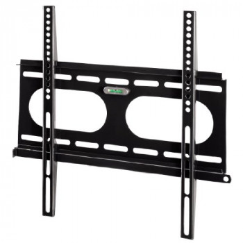 Hama - LCD/Plasma Wall Bracket Slim Fix Size Medium - Black