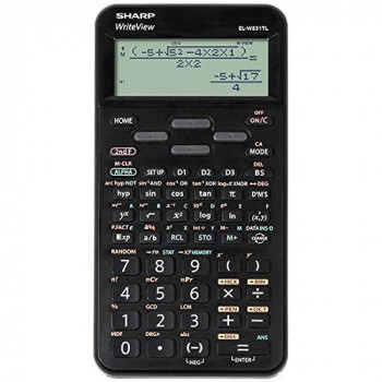 Sharp El-W531TL BK Scientific Calculator