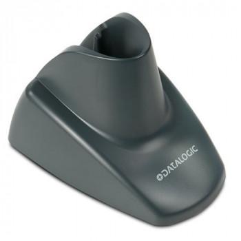 Datalogic Scanner Handheld Scanner Holder - STD-AUTO-QD24-BK - Black
