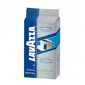 Lavazza Qualita Gran Filtro Ground Filter Coffee 226g