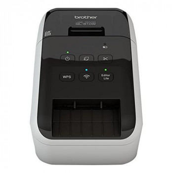 Brother QL810W Professional Label Printer with Wireless