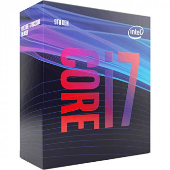 Intel Core i7-9700 Retail - (1151/8 Core/3.00GHz/12MB/Coffee Lake/65W) - BX80684I79700