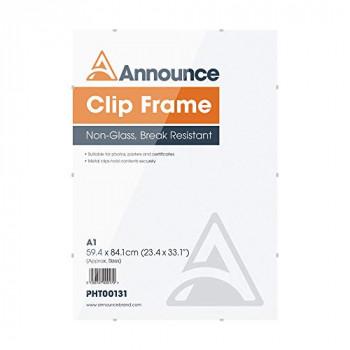 Announce A1 Clip Frame
