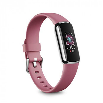 Fitbit Luxe Activity Tracker with up to 5 days battery life, stress management tools and Active Zone Minutes