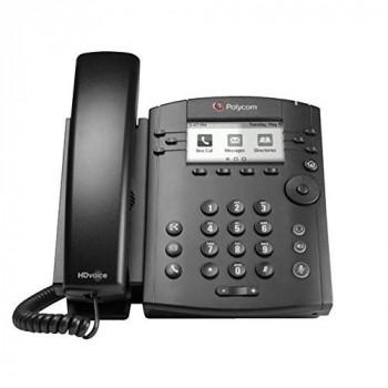 Polycom VVX 311 HD Business Media IP Desk Phone (No PSU)