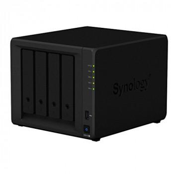 Synology DS918+ 4 Bay Desktop NAS Enclosure