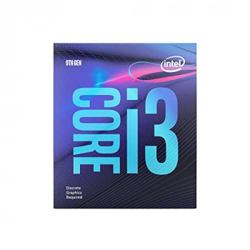 Intel Core i3-9100F Desktop Processor 4 Core Up to 4.2 GHz without Processor Graphics LGA1151 300 Series 65W