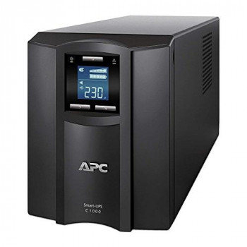 APC Smart-UPS SMC SmartConnect - SMC1000IC - Uninterruptible Power Supply 1000VA - (Cloud enabled, 8 Outlets IEC-C13)