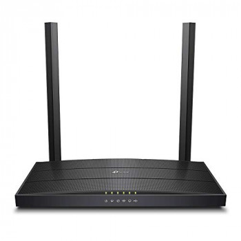 TP-Link TL-Link Archer VR400 V3 AC1200 Wireless MU-MIMO Dual Band VDSL/ADSL Modem Router, Phone Line Connections (BT Infinity, TalkTalk, EE and PlusNet Fibre) 1 USB 2.0 Ports