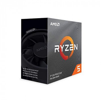 AMD Ryzen 5 3600 Processor (6C/12T, 35MB Cache, 4.2 GHz Max Boost)