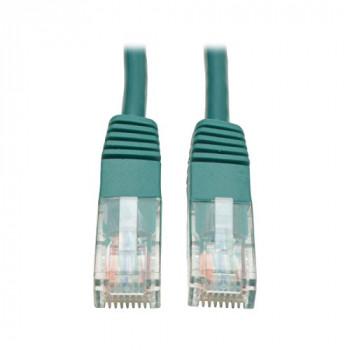 Tripp Lite (2.1m) Cat5e 350MHz Molded Patch Cable RJ45 M/M (Green)
