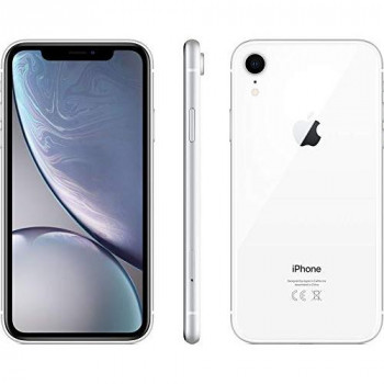Apple iPhone XR (128GB) - White