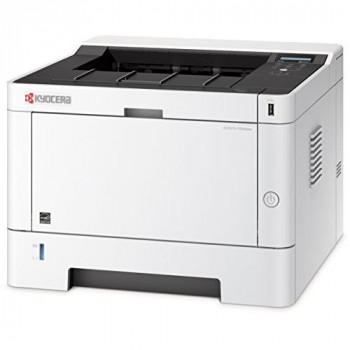 KYOCERA ECOSYS P2040dw black and white Monochrome Laser Desktop Printer A4 (Duplex printing 1200 dpi, network connectivity, Ethernet, Gigabit-LAN, WiFi and Wi-Fi Direct, Apple AirPrint, Google Cloud Print, Mopria, USB 2.0, Slot for optional SD/SDHC-Card)