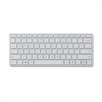 Microsoft Designer Compact Keyboard - White
