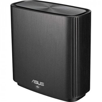 ASUS ZenWiFi AC Tri-band Whole-Home Mesh WiFi System(CT8), Coverage Up to 225 sq m or 2430 sq ft/3+ Rooms, 3 Gbps WiFi, Life-Time Free Network Security and Parental Controls, 4X Gigabit Ports, 3 SSIDs