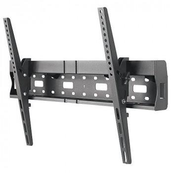 "Manhattan TV & Monitor Mount (inc media player storage area), Wall, Tilt, 1 screen, Screen Sizes: 37-65"", Black, VESA 200x200 to 600x400mm, Max 35kg, LFD, Lifetime Warranty"