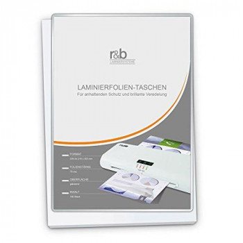 Fellowes Apex 6003201 Laminating Pouch