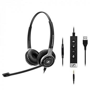 EPOS Sennheiser SC635 USB and 3.5mm Mono Headset